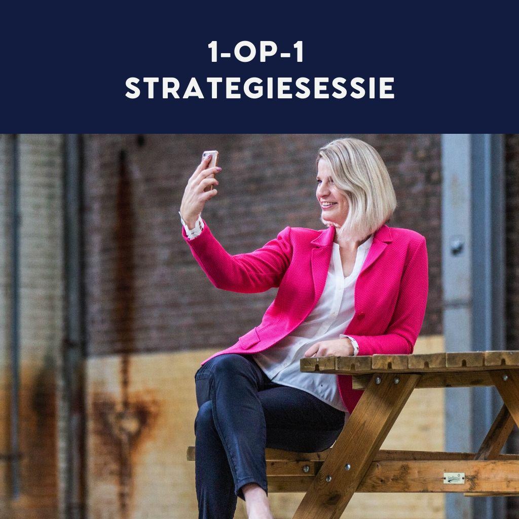 Christel Verbiesen Strategiesessie