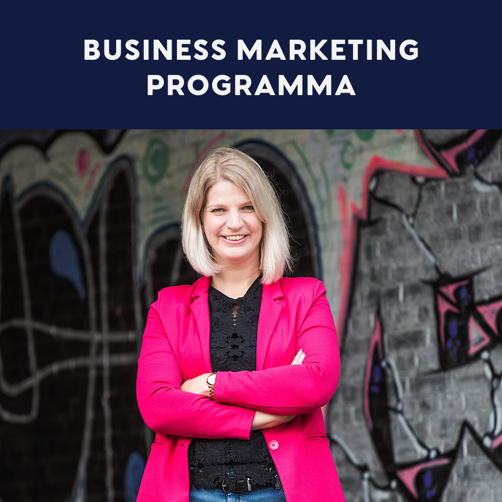 business marketing programma